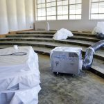 Valley classroom being remodeled