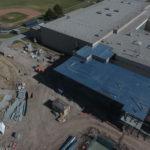 Hunter High construction site