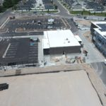 Olene Walker Elementary construction site