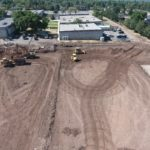 Skyline High School construction site