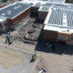 South Kearns Elementary building construction site