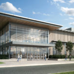 Skyline performing arts building rendering