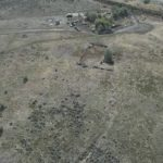 Aerial image of future Cyprus High School site